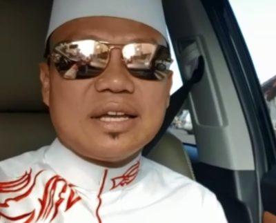 Ustad Kondang Makassar, Das'ad Latief Ucapkan Ultah Untuk Dokter Koboi