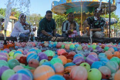 Sebulan Penuh Beragam Event Menarik Hadir di Pantai Akkarena Makassar