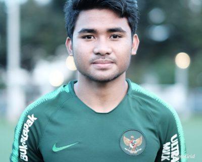 Gelandang Muda PSM Makassar, Asnawi Kembali Berlatih Usai Membela Timnas U-23