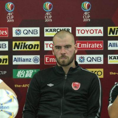 Kapten PSM Makassar Wiljan Pluim Sangat Bangga Dengan Seluruh Pemain