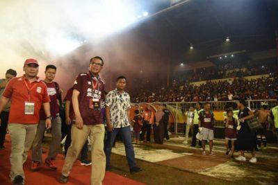 Gubernur Sulsel Minta Seluruh Masyarakat Dukung PSM Makassar