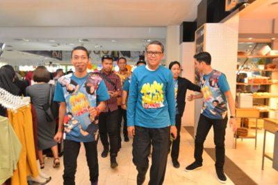 Gubernur Sulsel Beri Jempol Usai Nonton Film Anak Muda Palsu Makassar