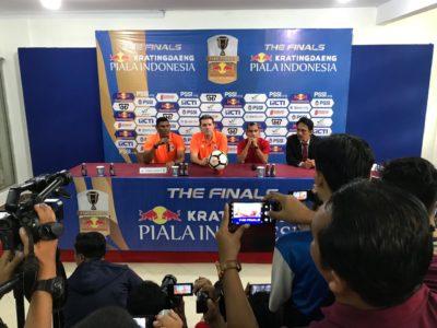 Hadapi PSM Makassar di Leg 2 Final Piala Indonesia, Persija Sangat Siap
