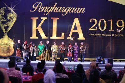 """Kota Makassar Raih Predikat """"Nindya"""" di KLA 2019"""