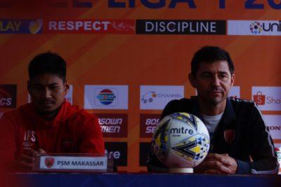 Pelatih PSM Makassar Yakin Bisa Patahkan Rekor Kemenangan Bhayangkara FC