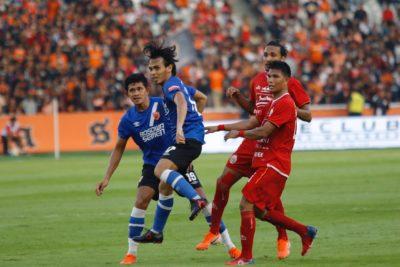 Persija Jakarta Menang Tipis Atas PSM Makassar 1 – 0 di Leg Pertama Final Piala Indonesia