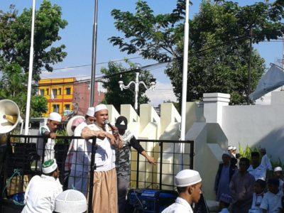 FPI Makassar Desak Anggota DPRD Sulsel Bersikap Tegas Terhadap Kegiatan Ahmadiyah