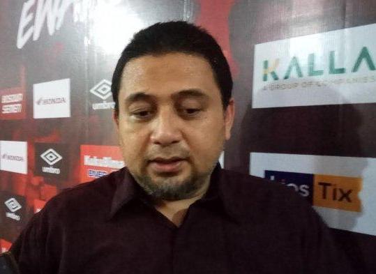 Drawing Final Piala Indonesia, PSM Makassar Diwakili Langsung Oleh Munafri Arifuddin