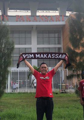 Sekretaris Sapma Pemuda Pancasila Sulsel Soroti Barisan Tengah PSM Makassar