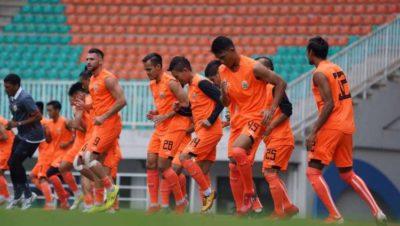 Hadapi PSM Makassar di Leg ke 2, Pelatih Persija : Persiapan Kami Sangat Baik