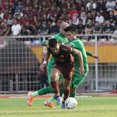 PSM Makassar Berhasil Patahkan Rekor Kemenangan Bhayangkara FC