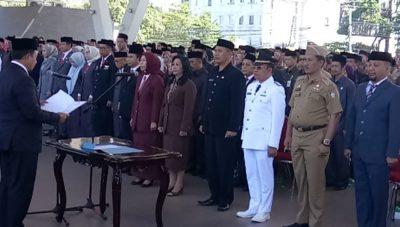 Berikut Nama-nama 24 Pejabat Eselon II Pemkot Makassar yang Direposisi