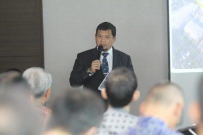 Iqbal Suhaeb Paparkan Investasi Olah Sampah Makassar di Seminar Waste to Energy