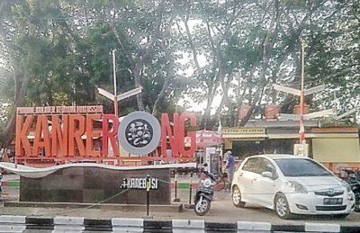 Bisnis Jual Beli Booth Kaki Limata di Kanre Rong Karebosi Makassar, Terbongkar