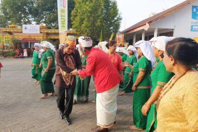 Danny Hadiri Puncak Perayaan dan HUT ke 2 Gereja Toraja Klasis Makassar