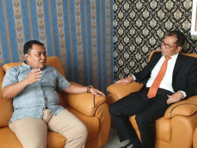 Mantan Walikota Makassar Bertemu Tokoh Masyarakat Turatea