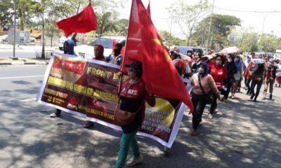EK LMND, FNPBI dan DPK API Kartini Makassar : Tolak Kenaikan Iuran BPJS Kesehatan dan Ketenagakerjaan