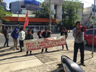 GPMI Mendesak Polrestabes Makassar dan PPP Agar Segera Memecat Rahmat Taqwa