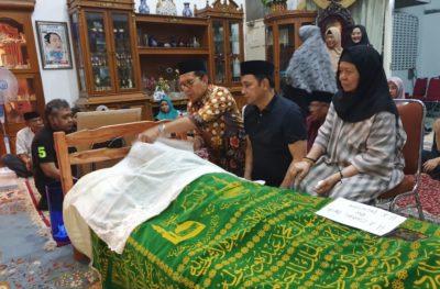 Mantan Walikota Makassar Terpukul dan Kehilangan Sosok HZB Palaguna