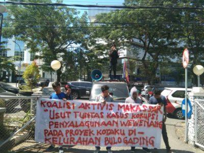 KAM Kembali Sambangi Kantor Balaikota Makassar