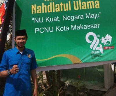 """Bertekad Jadi Ketua KNPI Makassar, Akbar Hadi Tawarkan """"8 Jalan Pemuda Masa Depan"""""""
