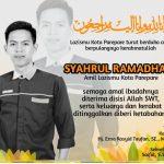 Lazismu Kota Parepare Berduka, Syahrul Ramadhan Amil Lazismu Kota Parepare Tutup Usia