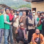 Laskar Tauhid Indonesia Sulsel dengan LAKSANAnya Tetap Eksis Bantu Warga Terdampak Gempa Bumi Sulbar