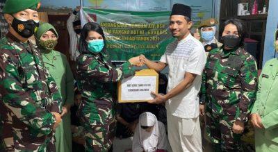 Sambut HUT ke-69 Korps Hukum TNI AD, Kumdam Hasanuddin Gelar Ajangsana