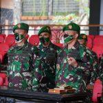Pangdam XIV/Hasanuddin Resmi Dijabat Oleh Mayjen TNI Mochamad Syafei Kasno, S.H.