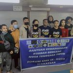 Aksi Kemanusiaan, KMK Sekota Makassar Salurkan Bantuan bagi Korban Banjir NTT