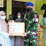 Peringati HUT Pomad ke-75, Pomdam Hasanuddin Gelar Bakti Sosial