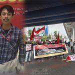 LMND Makassar : Rezim Jokowi dan Ma'ruf Amin Krisis Demokrasi