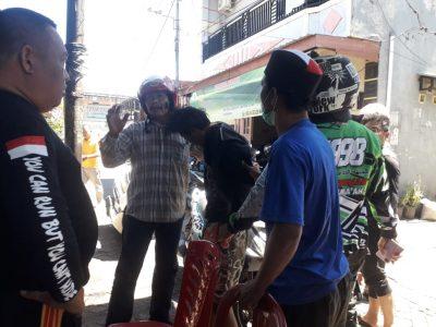 Tidak Menunggu Lama, Tim BATIK FPI Makassar Berhasil Menemukan Pelaku Pembakaran Mimbar Masjid Raya Makassar